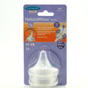 Lansinoh NaturalWave Flaskesut (medium flow)