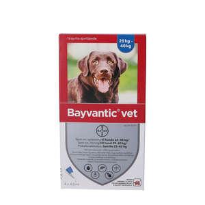 Bayvantic Vet. Opløsning Hund 25-40 kg