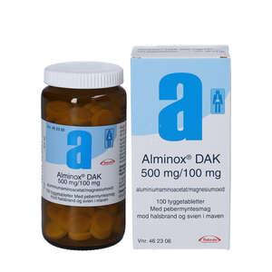 """Alminox """"DAK"""" 100 stk"""