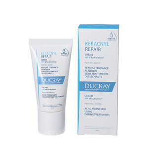 Ducray Keracnyl REPAIR Cream