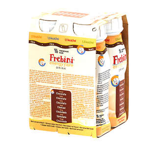 Frebini energy fibre DRINK Chokolade