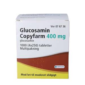 Glucosamin Copyfarm 400 mg