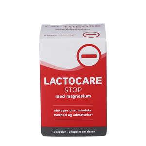 Lactocare STOP Kapsler