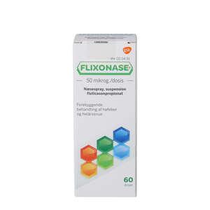 Flixonase næsespray 60 doser