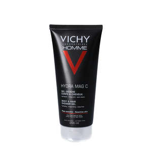 Vichy Homme Hydra Mag C Showergel (200 ml)