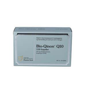 Bio-Qinon kapsler (150 stk)