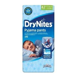 DryNites Pyjama Pants (drenge 4-7år)