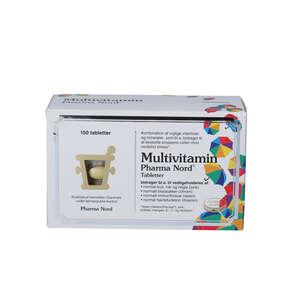 Multivitaminer Pharma Nord tabletter