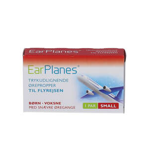 EarPlanes Ørepropper (S)