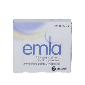 Emla Plaster 2 stk