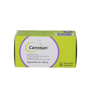 Canosan Cat Tyggetabletter
