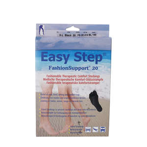 Easy Step FashionSupport Graviditetsbuks (Sort/XL)