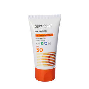 Apotekets Sollotion SPF30 (50 ml)