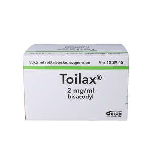 Toilax 50 * 5 ml