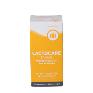 Lactocare TRAVEL (30 stk)