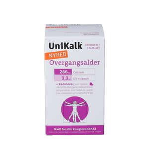 UniKalk Overgangsalder tabletter