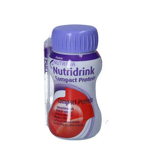 Nutridrink Compact Protein Bær