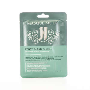 Masque Me Up Foot Mask Socks