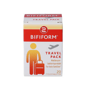 Bifiform Travel (20 stk)