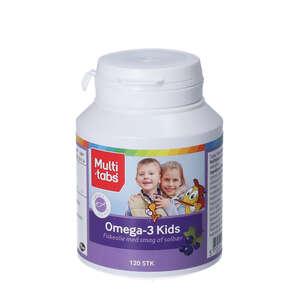 Multi-tabs Omega-3 Kids Tyggekapsler