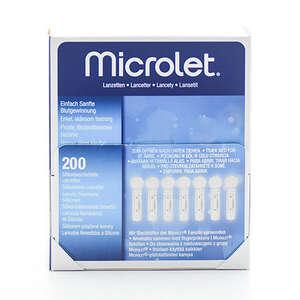 Microlet Lancetter