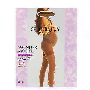 Solidea Wonder Model Maman Strømper (S-01/Camel)