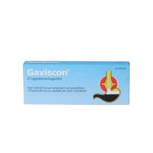 Gaviscon 20 stk