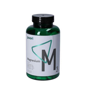 Puori M3 Magnesium (180 stk)