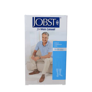 Jobst for Men Casual Strømper (XL)