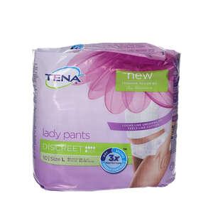 TENA Lady Pants Discreet (L/hvid)
