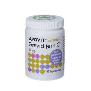 Apovit Gravid Jern C