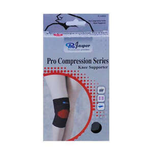 Jasper Pro Compression Knæbandage (M)