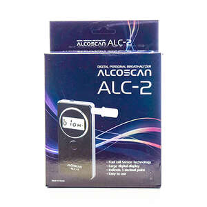Alcoscan Alkometer ALC-2