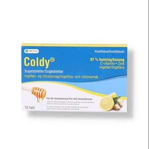 Coldy Sugetabletter