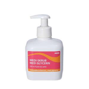 Medi-skrub + glycerin (250 ml)