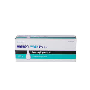 Basiron Wash gel 5% 100 g