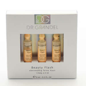 Dr. Grandel Beauty Flash ampuller (3x3 ml)