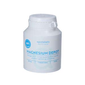 Apotekets Magnesium Depot (72 stk.)