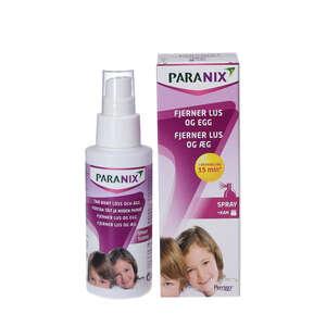 Paranix Spray med tættekam