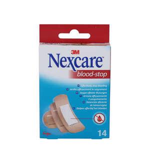 3M Nexcare Blood-Stop Plastre (3 str, 14 stk)
