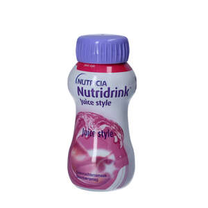 Nutridrink Juice Style Skovbær