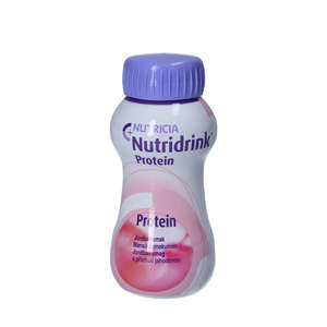 Nutridrink Protein Jordbær