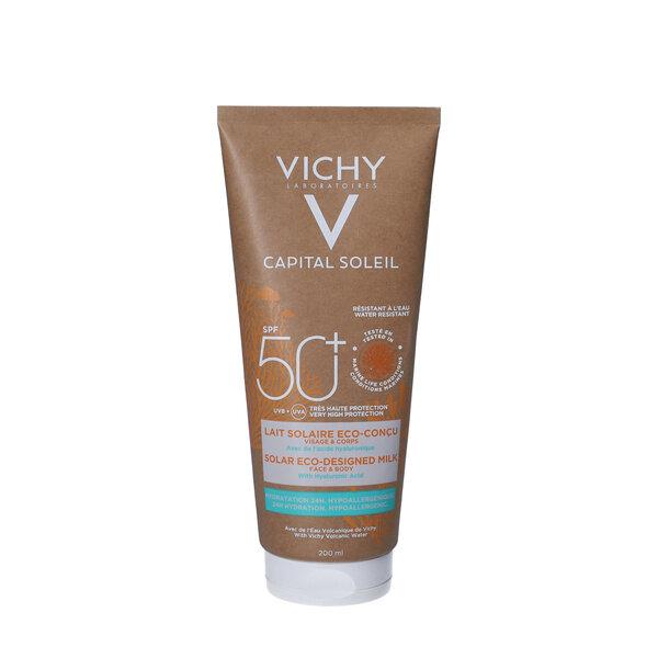 Vichy Capital Soleil Solar Eco-Designed Milk