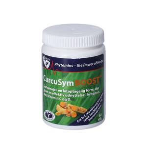 Biosym CurcuSym BOOST (60 kapsler)
