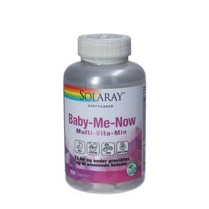 Solaray Spektro Baby-Me-Now
