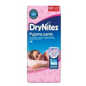 DryNites Pyjama Pants (pige 8-15år)