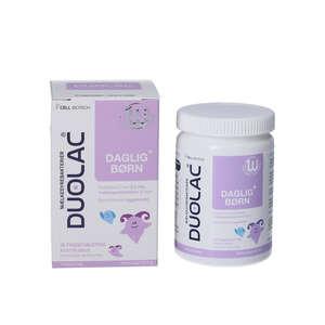 Duolac Daglig+ Børn (30 stk.)