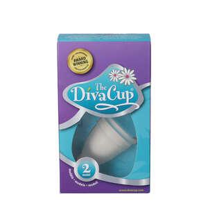 DivaCup model 2 menstruation