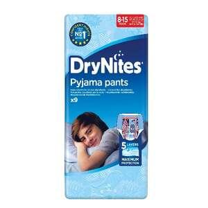 DryNites Pyjama Pants (dreng 8-15år)