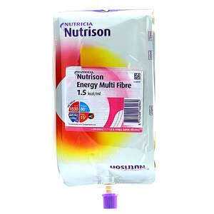 Nutrison Energy Multi Fibre 8x1000 ml